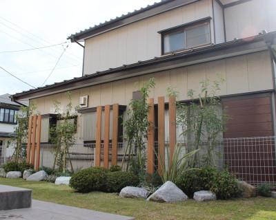 千葉県佐倉市 T様邸のお庭|和風造園の施工例