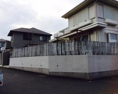 千葉県佐倉市 F様邸のお庭|洋風造園の施工例