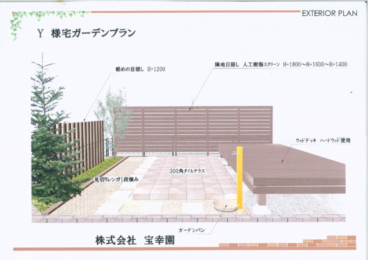 Y様邸ガーデンプラン_パース (1024x724)