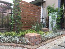 千葉県四街道市にお住いのK様邸のお庭 緑量を多めにした緑が映える造園リフォーム