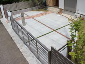 南国風リゾートガーデンのお庭で非日常的な空間を日常へ|千葉県佐倉市にお住いのN様邸にて新築に伴う庭づくり