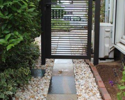 お洒落で管理が楽なメンテナンスフリーなお庭に|千葉県佐倉市にお住いのT様邸にてガーデンリフォーム